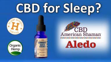 CBD for Sleep Aledo TX - CBD Oil Store Aledo