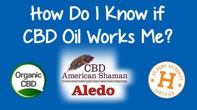 CBD Oil Aledo - How Does CBD Oil Work